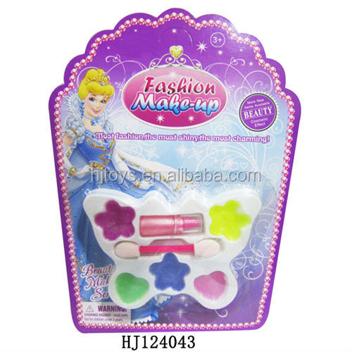 Promotion fashion girl toys girl make up set