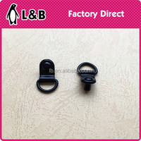 fashion metal shoe hook shoe lace hook