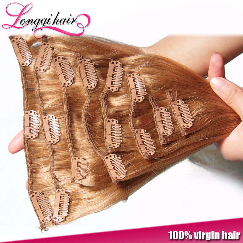2011 Hot Sale Remy Clip In Hair Extension