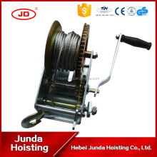 cable pulling galvanizing wire rope marine winch windlass anchor winch