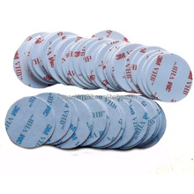 double sided adhesive tape circles/ dots