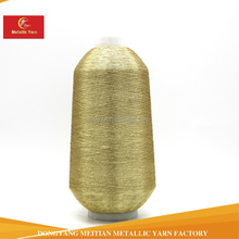 L-7275 ST type metallic yarn embroidery thread popular for Pakistan market