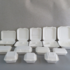 100% Biodegradable Compostable Sugarcane Bagasse Food Container