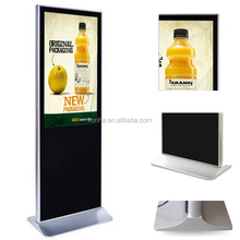 46 inch Alone stand TFT lcd advertising touch screen display equipment for new sales