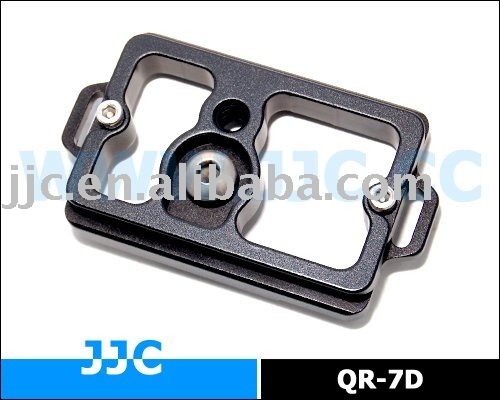 JJC Quick release plate for CANON EOS 7D camera