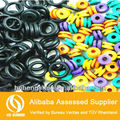 colorful round eco-friendly rubber grommet