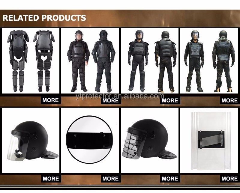 Self defense police stab resistance Riot gear