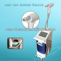 Painless hair removal machine Nd yag laser vascular,spider removal machine