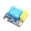 KJ376 ESP8266 ESP-01 ESP-01S DHT11 Temperature Humidity Sensor Module esp8266 Wifi NodeMCU Smart Home IOT