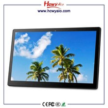 32 Inch wall mount digital signage touch androd advertising player 32 inch IPS Screen Android 4.4 Cheap All in one TV Computer