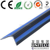 60mm Co-extruded Flexible PVC Stair Nosing