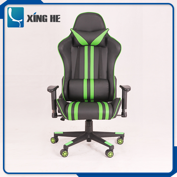 High-tech executive styling multi-function PU chair
