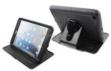 New arrive 360 rotate stand case for iPad mini 2 with the screen protector