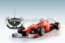 Remote Control 1:12 Scale F1 Racing car / RC car toy