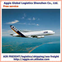 Air freight and express forwarder for foshan golden furniture