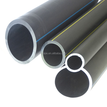 DN 90mm SDR17 PE Material Drip Irrigation Pipe and Fittings for Farm