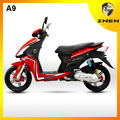 A9 -ZNEN New Design Patent 125cc 150cc Gas Scooter Sports Motorcycle Sports WITH MP3 Speaker