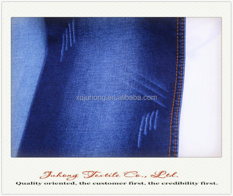New product denim fabric for jeans.