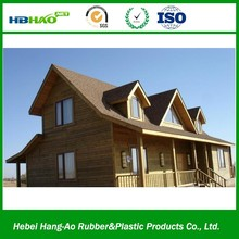 2016 hot selling decking solid timber floor laminated flooring outdoor wpc gazebo