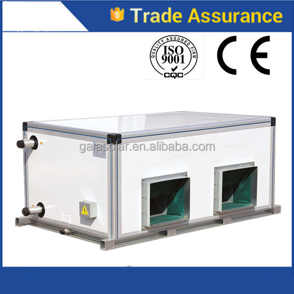 Ceiling Cassette Type Air Conditioner / Solar Air conditioning units