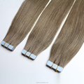 "tape hair 4x0.6cm 20"" color #8 #6 # 1b #3 #16 Double Side Tape Remy Hair Extensions"