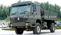POWER 4X4 SINOTRUK HOWO Brand Military Truck For Sale