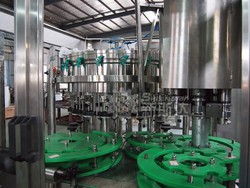 Plastic and glass bottle mineral water production line