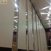 Restaurant Movable Acoustic Wall Panel