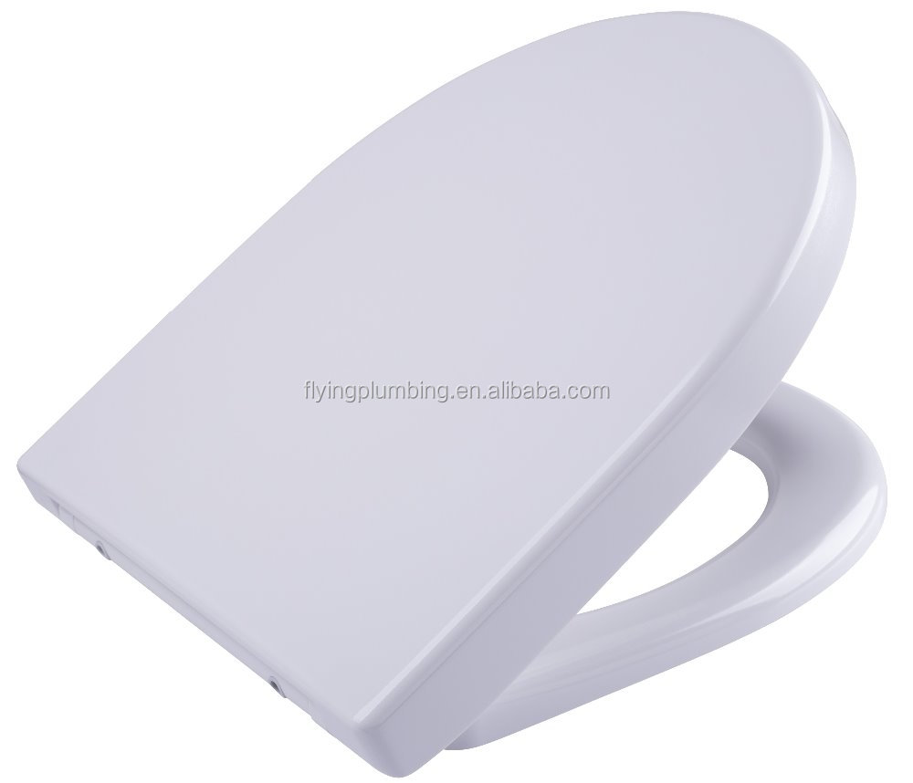 high quality smooth polished edge wc novelty toilet seats for U8109S