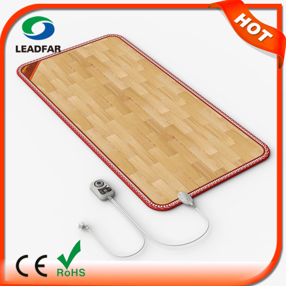 Safety carbon firbre electric heating fire resistant mat