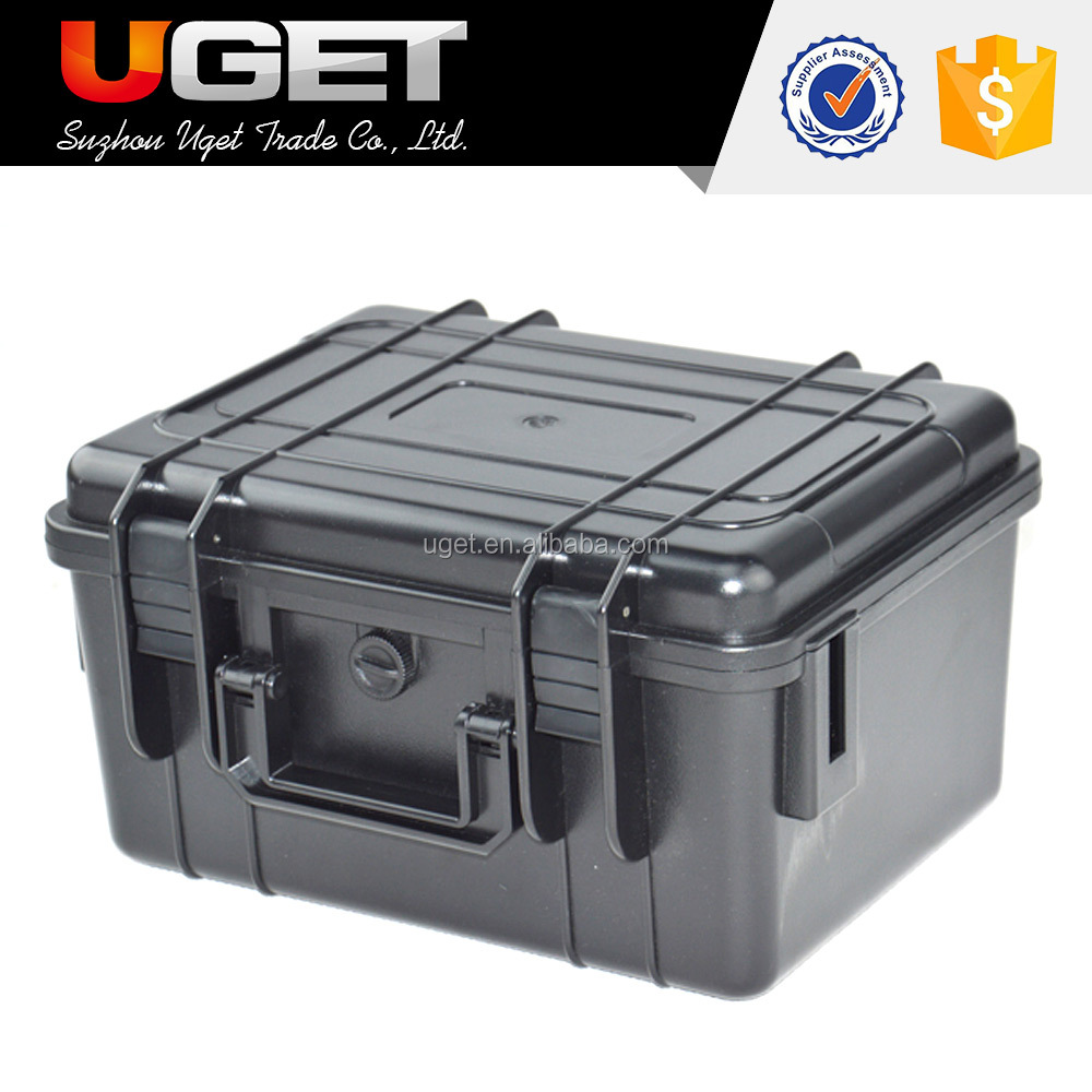 Offered sample multifunction pp cheap plastic tool carrying case