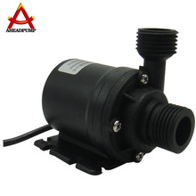 24v 12 volt 12v dc mini high pressure electric motor solar power submersible water pump house price
