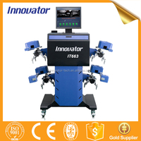 Automatic CCD laser 4 wheel alignment IT663
