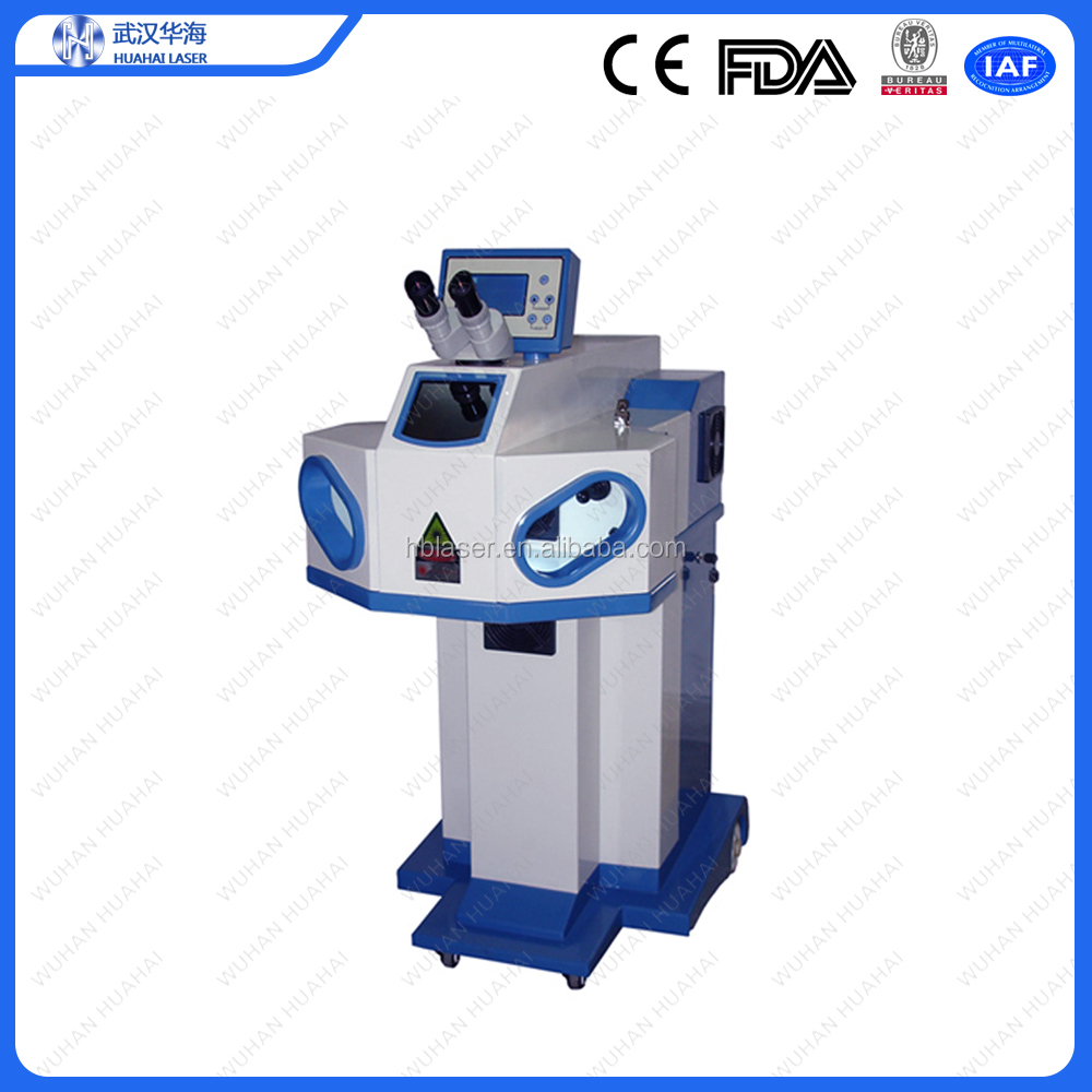 150W Machine Laser Welding Gold Jewelry