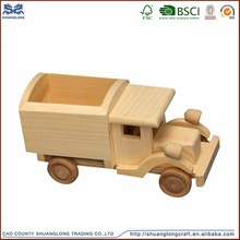 2015 wooden educational toy for children , wooden toy car in wooden crafts