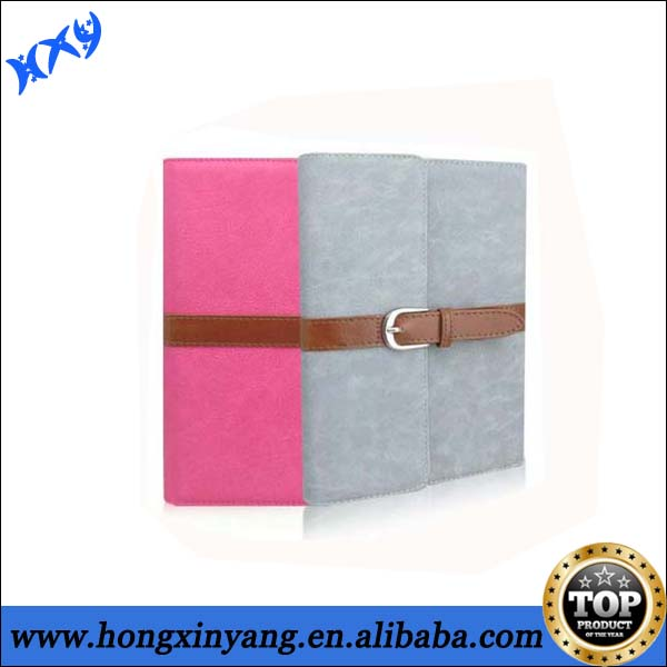 HXY Business portable leather case for ipad 3 ,durable leather case