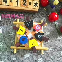2017 Handicraft Colored Wooden Clothespin Wooden