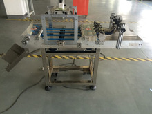 YG 9021A TTO paging machine for plastic bag ans medicine box with coding conveyor