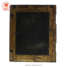 Top Quality Modern Wooden Home Decoration Pu Mirror Frame