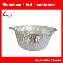 Selling Hot For Arab Deep Round Aluminum Foil Pot/Cup,Aluminun foil container