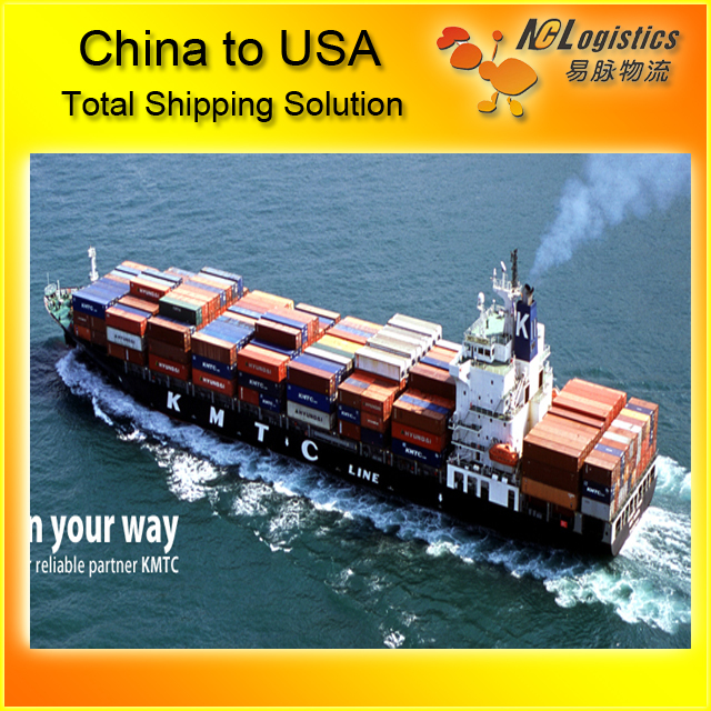 shipping import goods from china