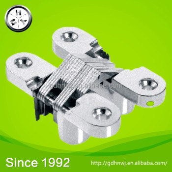 Zinc alloy invisible hinge invisible door hinge hidden door hinge