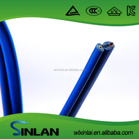 12v flex core submersible deep well pump cable