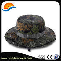 Alibaba Trade Assurance custom bucket hat wholesale with string