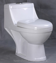 Victory Logo Sanitary Ware One Piece Toilet Factory for Mid East and Africa
