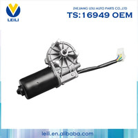 100% Natural Rubber 12V High Torque Wiper Motor High Rpm Gear Wiper Motor