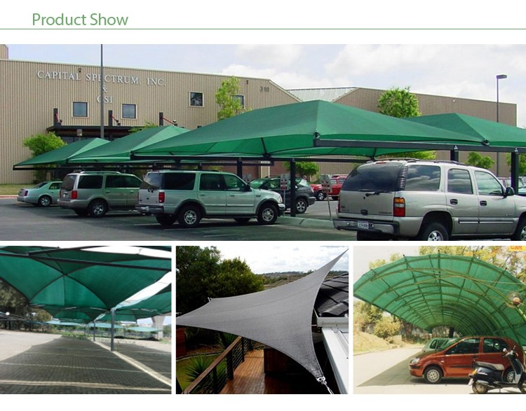 Sun Shade Netting Agriculture Waterproof Garden Shade Net