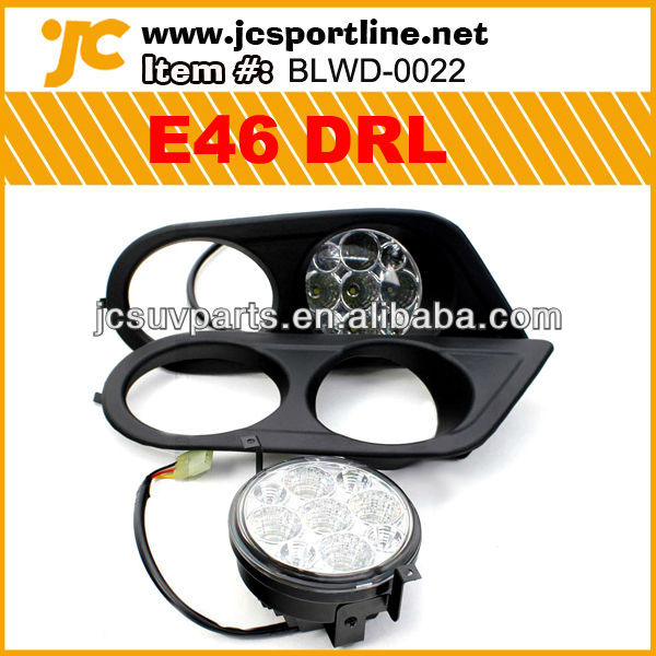 ABS E46 LED DRL for BMW E46