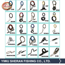 G-001 2016 new design H-Q fishing guide for all kinds fishing rods