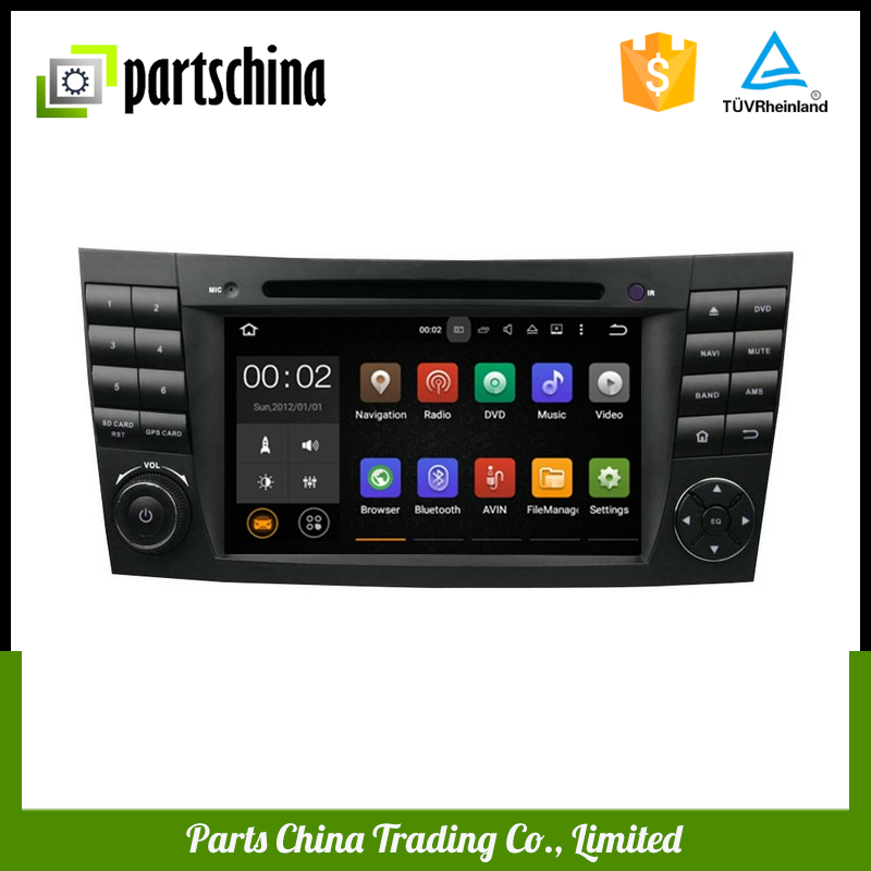 GPS Navigation system for Mercedes